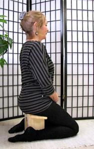 Meditationspall - miljöbild